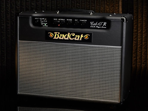 BadCat Cub 40R Player Series Combo