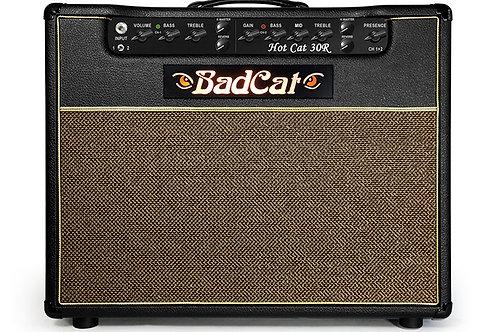 BadCat Hot Cat 30R 1x12 Combo