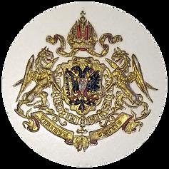 Royal Menus - Franz Joseph  menu crest.p