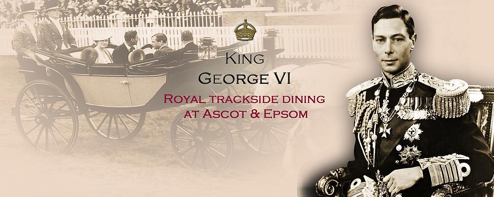 Royal Menus - King George VI - races.png