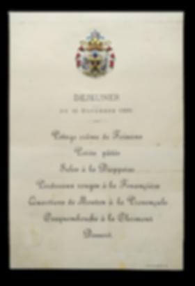 Royal Menus - Tsarina Birthday menu.png