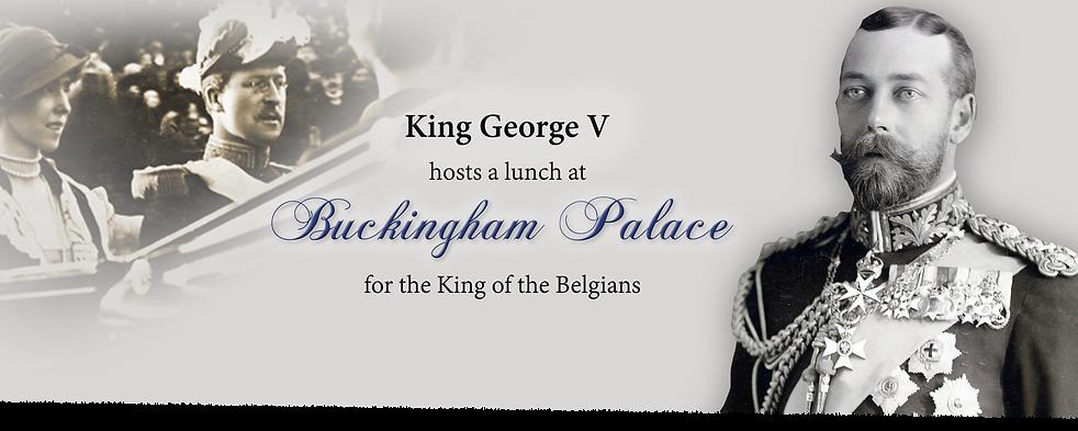Royal Menus - GV - king belgians lunch 1