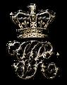 Royal Menus - Queen Victoria cypher.png