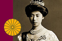 Royal Menus - Sadako - Empress of Japan.