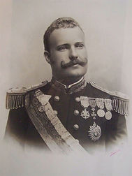 Royal Menus - King Carlos I of Portugal.