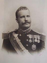 Royal Menus - King Carlos I of Portugal.