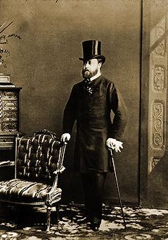 Prince of Wales - circa 1890s - Credit N