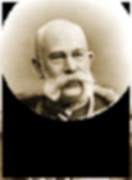 Royal Menus - Kaiser Franz Joseph - etch