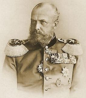 Royal Menus - Prince albert albrecht of