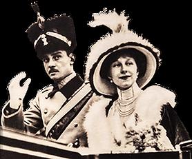 Royal Menus - Duke and Duchess Brunswick