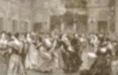 Royal Menus - Palace Ball for Khedive Eg