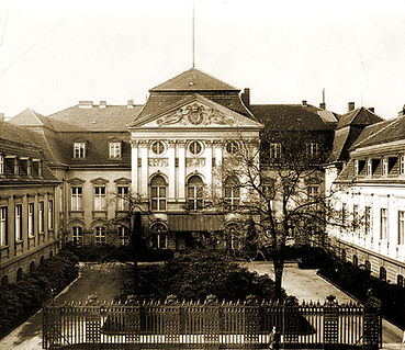 Royal Menus - Reich Chancellory - Reichs