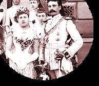 Royal Menus - weddings - Princess Beatri