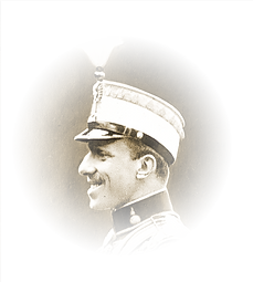 Royal Menus - Alfonso XIII - portrait 2.