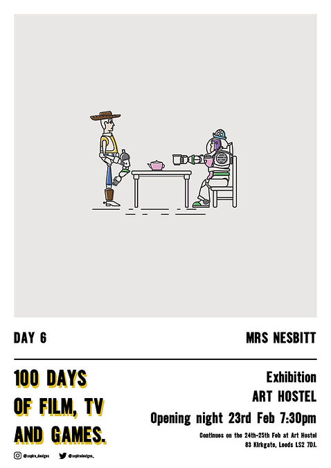 100 days promotional posters 2.jpg