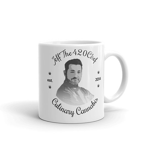 JeffThe420Chef Mug