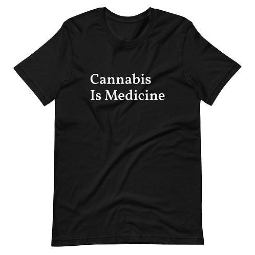 Cannabis is Medicine T-Shirt