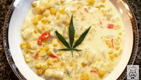 Canna-Corn Chowder