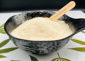 Cannabis-Infused Sugar