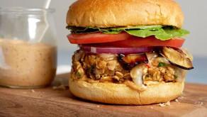 "Ganja Gourmet Fakin' ""Bakin' "" Burger"