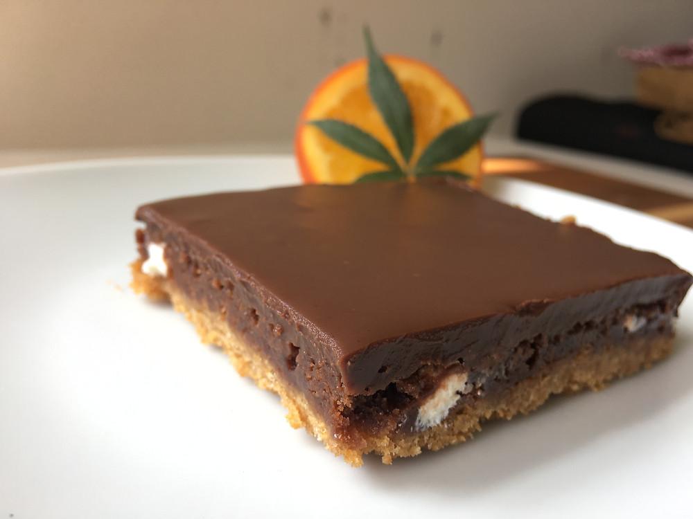 Canna-brownies