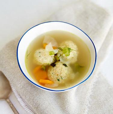Potzo Ball Soup
