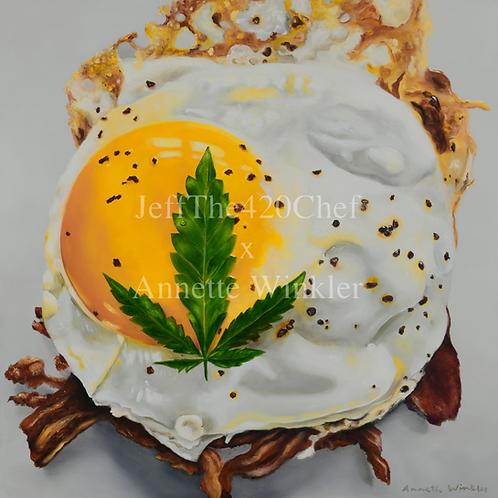 420 Art: Egg Part 2