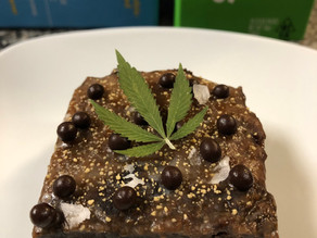 Quarantine Kitchen: Simple Infused Brownies (Box Mix)