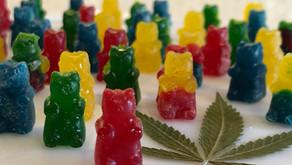 Cannabis Infused Gummy Bears