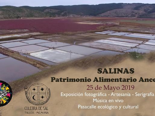 Salinas, patrimonio alimentario ancestral