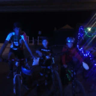 Cicletada nocturna