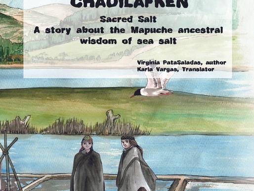 ChadiLafken traducida al inglés.