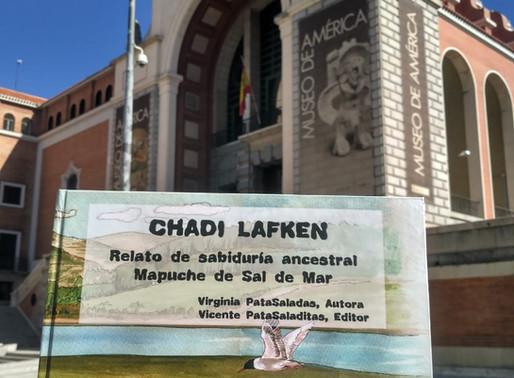 Comenzó la difusión internacional de ChadiLafken.