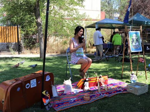 4ta Feria del libro Popular y Organizaciones Sociales, América Leatina Desde Abajo.