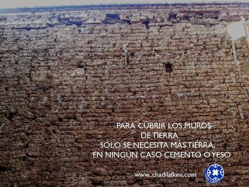 Nueva Norma para Construcciones Patrimoniales en Tierra Cruda.