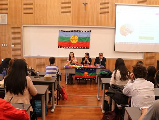 Elisa Loncon Antileo: Derechos linguísticos de los pueblos indígenas, Trawun Tinkuy PUC.