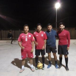 Copa Fiesta de la Sal 2018