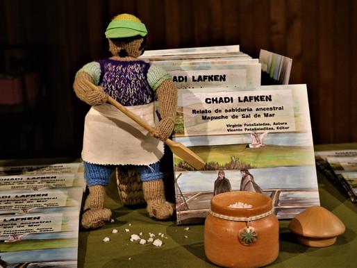 Chadilafken en puntos de venta en Santiago, Cahuil, Valparaíso y Temuco.