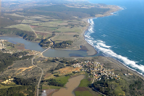Boca de Mar Cahuil