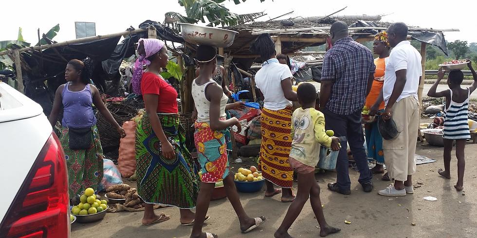Cote D'Ivoire (Mission trip)