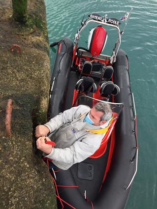 Du bateau au drone subaquatique