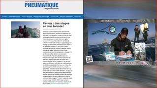Stages en mer formée (Pneumag.com)