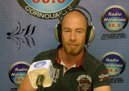 Reportage Radio Harmonie OLM Permis Batau à CONCARNEAU