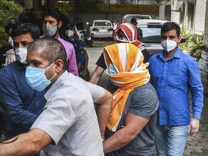 Olympic Medalist, Wrestler Sushil Kumar Arrested; Taken To Crime Scene For Crime Scene Recreation.