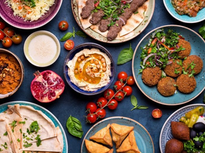 A Toothsome Bite Of Lebanon