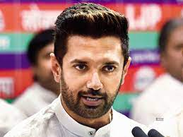 Chirag Paswan Deposed As Party Chief By The Rebels