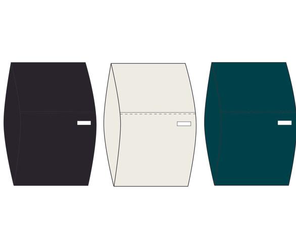 Käpy-huivi, värit 2020