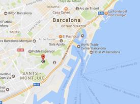 人生3度目のバロセロナ旅行