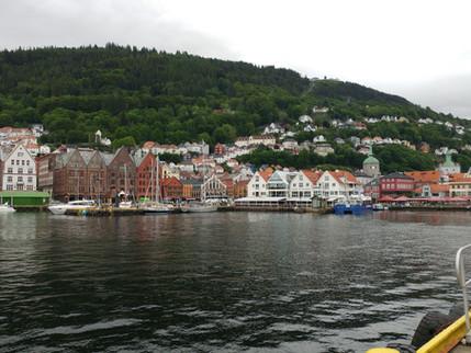 アナ雪の舞台になったノルウェーのベルゲンに行って来た
