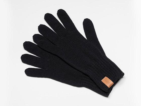 Aikuisten Naali-sormikkaat, musta